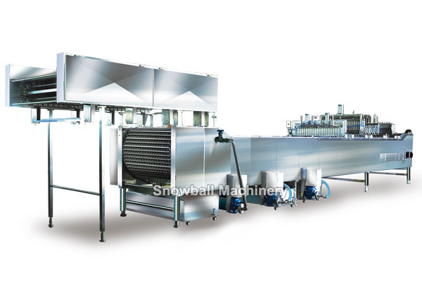 Ice Lolly Making Machine