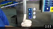 ice cream continuous freezer video