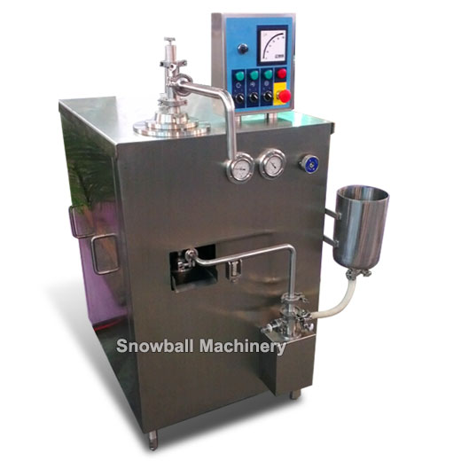 50L continuous icecream freezer