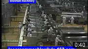 ice cream packing line for plant