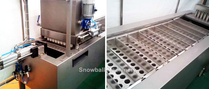 Semi-auto Stick Ice Cream Machine