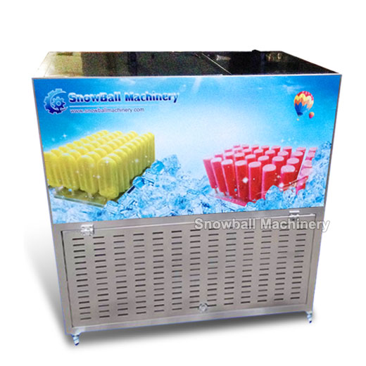 Commercial Popsicle Making Machine