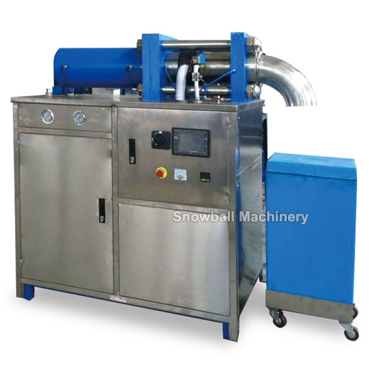 Dry Ice Pellet Machine, Dry Ice Pellet Making Machine