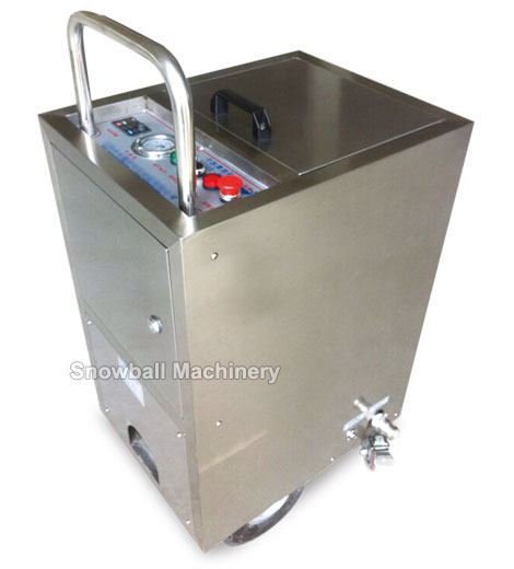 dry ice blasting machine, dry ice cleaning machine