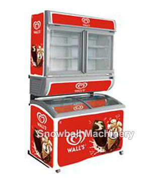 Snowballmachinery ice cream freezer