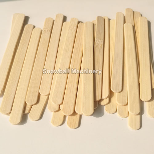 High quality and competitive price bamboo ice cream stick
