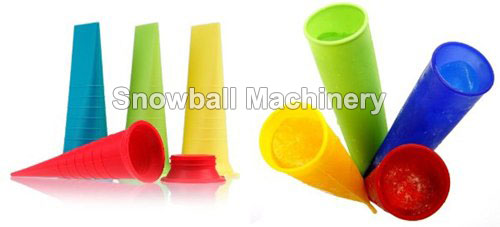 Food Grade Silicone ice pop molds
