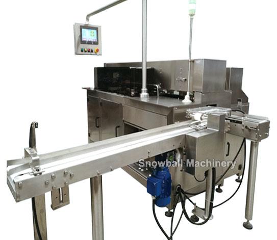 automatic wax paper popsicle packing machine