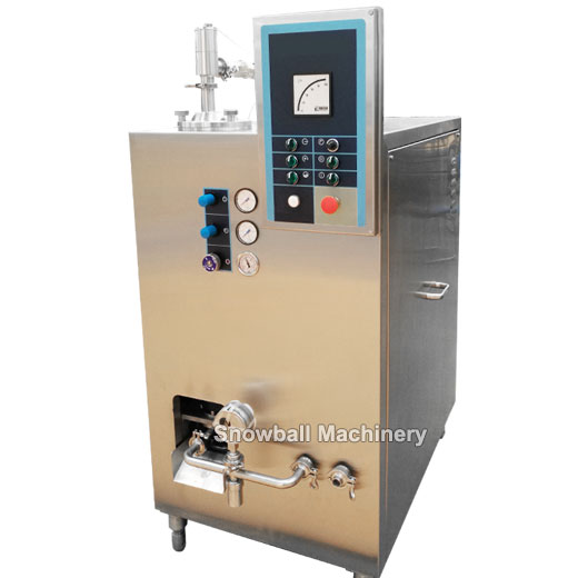 300L 600L Ice Cream Continue Freezer