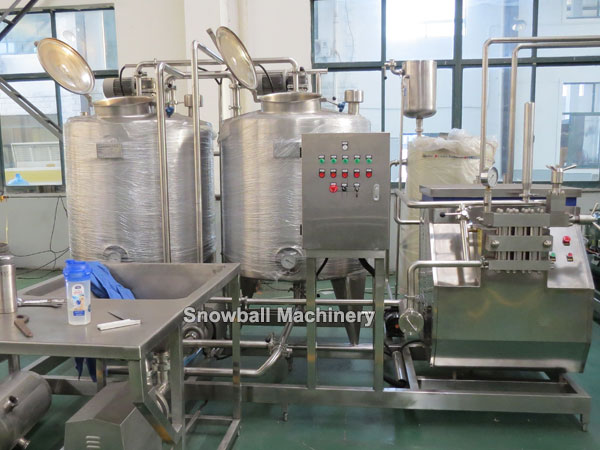 300L ice cream mixing machine, ice cream pro mix equipment, ice cream mixing plant