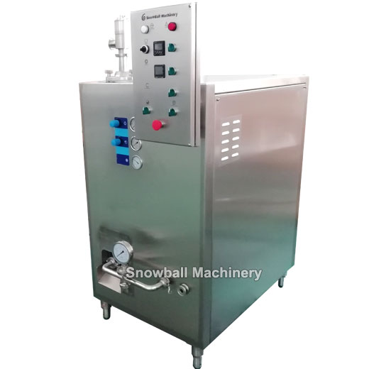 150L, 300L to 600L ice cream continue freezer for ice cream plant