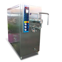 1200L high quality stainless steel continue freezers
