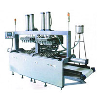 ice cream molded cone making machine
