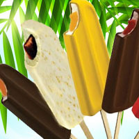 ice pop with jam chocolate, sugar coating popsicle, chocolate coating popsicle
