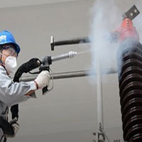 dry ice blasting machine airbrush