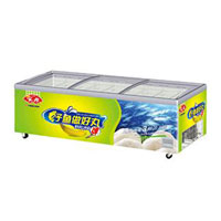 Fast delivery high quality island freezer
