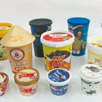 ice cream PP cups