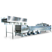 Linear Stick Ice Cream Machine