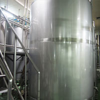 5000lt ice cream ageing tank machine for ice cream plant