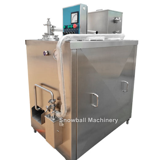 300L ice cream continuous freezer