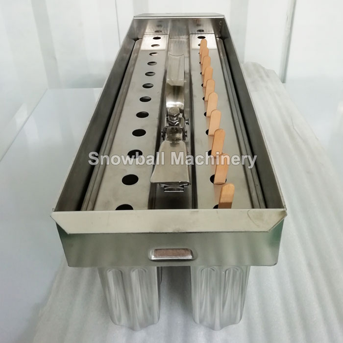 moulds for molded stick ice cream machine, ice cream molds